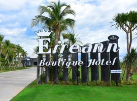 Eireann Boutique Hotel, hotel in Prakhon Chai