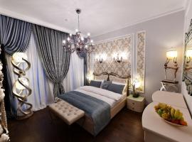 Hotel at the Rhythmic Gymnastics Center Irina Viner- Usmanova, hotel near Crocus Expo, Khimki