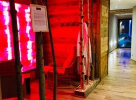 Hotel Alpina, hôtel à Morzine près de: Remontée mécanique du Pléney