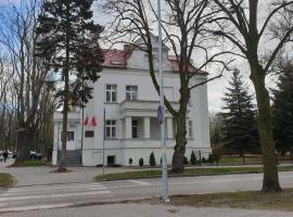 Willa Ostoja, hotel in Inowrocław