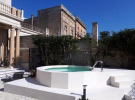 Dimora Charleston SPA Lecce parcheggio privato in loco gratis, hotel in zona Lecce Castle, Lecce