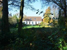 Les Jardins, hôtel à Hoymille près de: Golf de Dunkerque