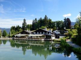 Seehaus Riessersee, hôtel à Garmisch-Partenkirchen