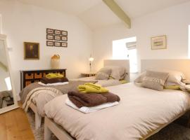 Saddle and Stable Rooms, apartment in Sennen