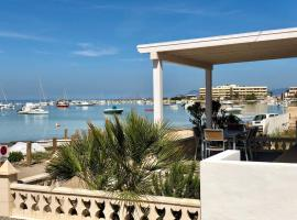 Casa S Estany, pet-friendly hotel in La Savina