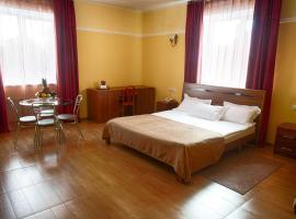 Гостиница Вокруг Света, отель в Жуковском
