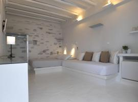 lucas rooms, hotel near Church of Kechrovouni, Tinos Town
