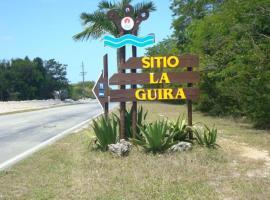 Sitio La Güira, hotel en Cayo Coco