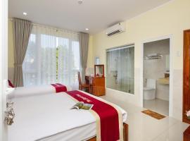 Phu Quynh Hotel, отель в Фанранге