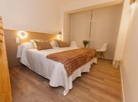 Apartamentos VIDA Muxía, pet-friendly hotel in Muxia