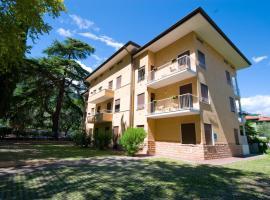 Residence Royal House, apartment in Riva del Garda