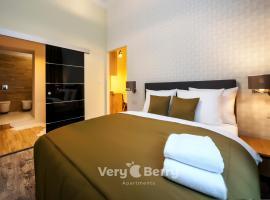 Very Berry - Podgorna 1c - Old City Apartments, check in 24h – apartament w Poznaniu