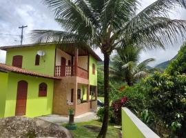 Pousada Canto Verde, holiday rental in Paraty