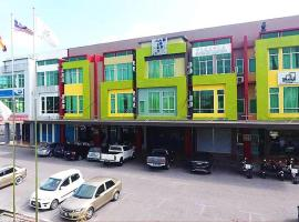 Qu Lin Resident, budget hotel in Sibu