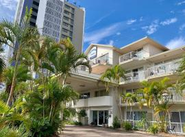 Outrigger Burleigh, hotel in Gold Coast