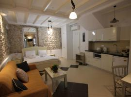 NJ Corfu Liston Apartments, hotel near D.Solomos Museum, Corfu