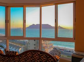 Oceanview Holiday Accommodation, apartment in Bloubergstrand