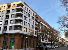 Bratislava - Sport and Explore - A/C - Private Parking - Wifi, apartamento en Bratislava