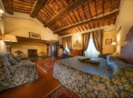 Villa Borgo San Pietro, hotel in Cortona