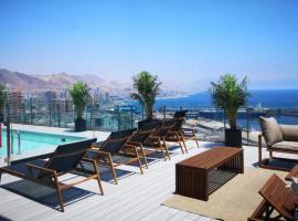 The Flat Apartments & Suites, apartamento en Antofagasta