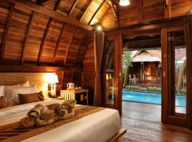 Poedja Villa Jimbaran, hotel near Garuda Wisnu Kencana, Jimbaran