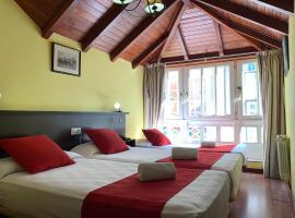 Hostal Hotil Coruña Centro, guest house in A Coruña