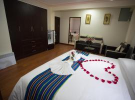 Korimarka Suite Hotel, hotel near Inca Manco Cápac International Airport - JUL,