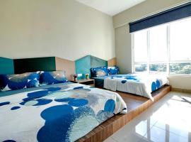 H2H - Win de Love @ Majestic Ipoh (12 Guests), apartment in Ipoh