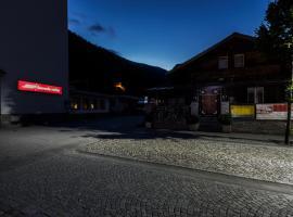 Ristorante Pensione Chalet Stazione, Hotel in Poschiavo