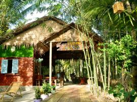 Mekong Farmstay CanTho - C.R Floating Market, homestay in Can Tho