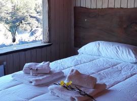 Hotel Patagonia Truful, hotel en Melipeuco