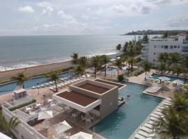 In Mare Bali Resort 127, apartment in Parnamirim