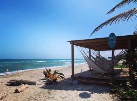 Bohemia Beach, vacation rental in Santa Marta