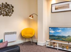 Leap Ruby Apartment - Northampton Town Centre, hotel near Northamptonshire Central Library, Northampton