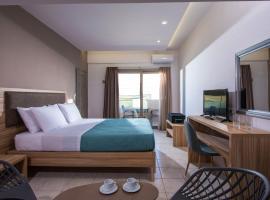 Thania Seaside Luxury Smotel, motel in Agia Pelagia