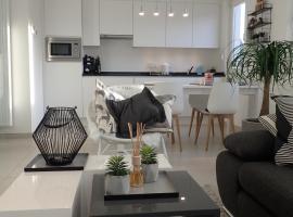 DUINLICHT-Oostduinkerke, apartment in Oostduinkerke