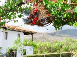Voyaca Hotel y Alfareria, hotel in Villa de Leyva