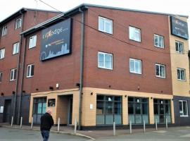 Citilodge Hotel by Roomsbooked, hotel in Wakefield