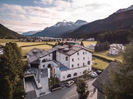 Silserhof - ankommen, auftanken, aufatmen, hotel in Sils Maria