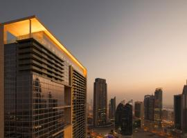 Waldorf Astoria Dubai International Financial Centre, viešbutis Dubajuje