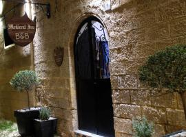 Medieval Inn, boutique hotel in Rhodes Town