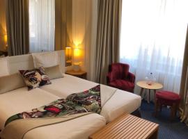 MAISON LUTETIA R (ex Hotel Royal Lutetia), hotel near European Parliament, Strasbourg
