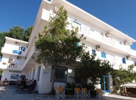 Serifos Beach Hotel, hotel in Livadi