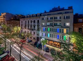 Belgrade Inn Garni Hotel, privatni smještaj u Beogradu