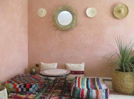 At Home Marrakech with swimming pool, apartment in Marrakesh
