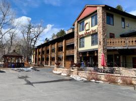 Silver Moon Inn, hotel in Estes Park