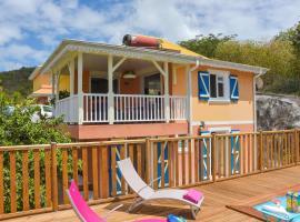 Villa Nord-Plage, Ferienunterkunft in Les Anses-d'Arlets