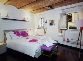 Domus Paradiso, apartman Rómában