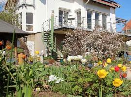 Ferienwohnung Dr. Vera Schmidt, Hotel in der Nähe von: Sächsische Porzellan-Manufaktur Freital, Kreischa