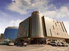 تنال للوحدات السكنية المفروشة ، فندق بالقرب من مجمع الراشد، الخبر